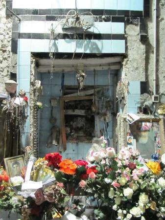 Complesso Museale Santa Maria delle Anime del Purgatorio ad Arco: Santa Lucia