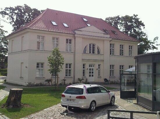 Hotel Prinzenpalais: Hintergeb?ude