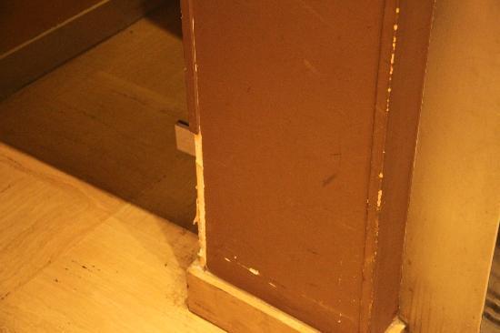Mercure Nancy Centre Place Stanislas : Abords de l'ascenseur