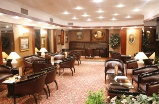 Kervansaray Hotel: Lounge