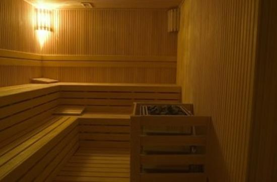 Kervansaray Hotel: Sauna Offsite