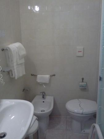 Hotel Turandot: il bagno