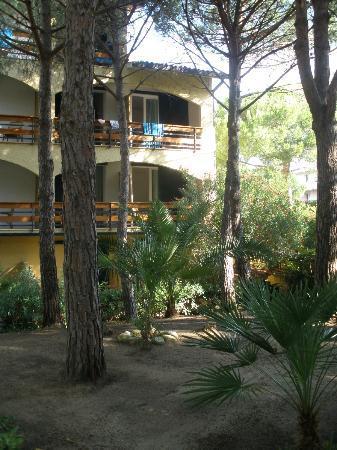 Hotel Meridiana : Hotelgarten