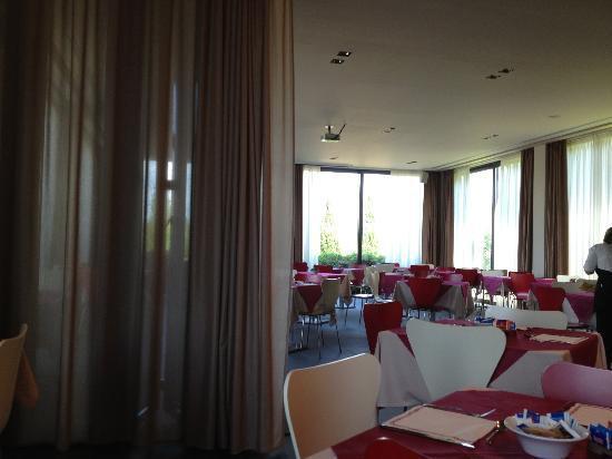 Casalgrande Hotel: sala colazione