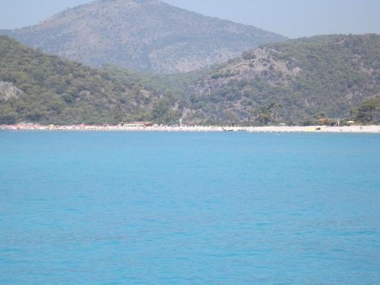 Antas Deluxe Aparts: olu deniz beach
