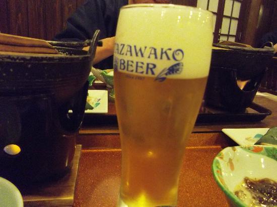 Ou Sanso: 6種類のビールが飲み放題のプラン