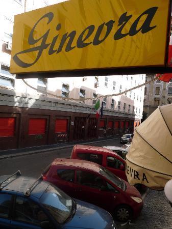 Hotel Ginevra : hotel