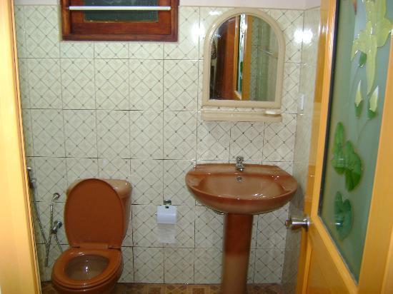Family Guest House: A bathroom