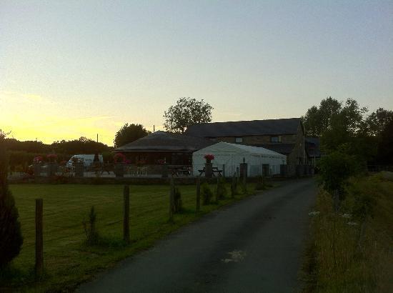 The Countryman Inn: The Main Building