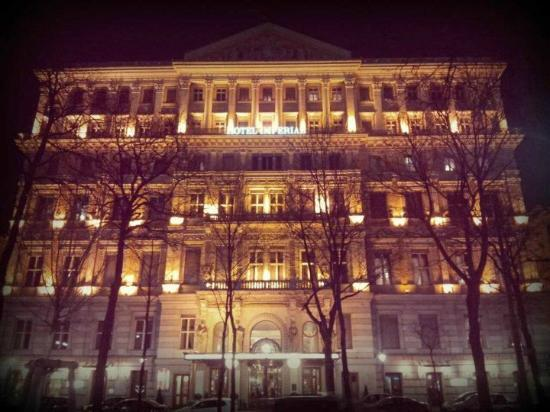Scala Imperiale Picture Of Hotel Imperial Vienna Vienna