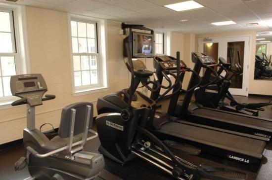 The Kirkland Center: Fitness Room