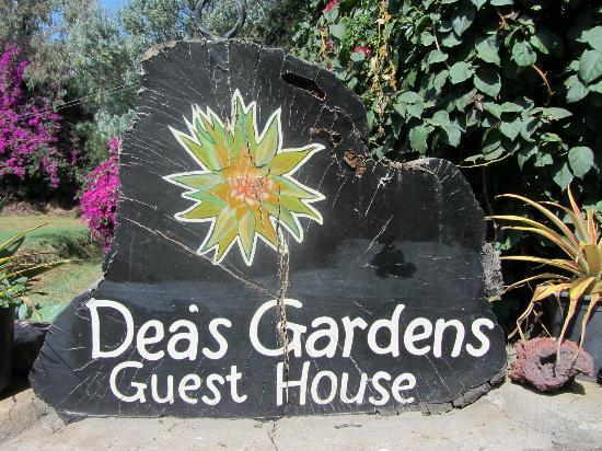 Dea's Gardens Guest House: Dea's Gardens