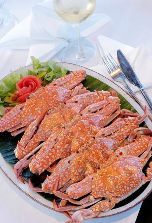 Live Andaman Blue Crab stream