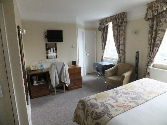 The Windermere Hotel: Room No 33