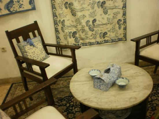 Museum Tekstil: Batik for Living Room Interior