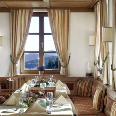 Golf & Country Club . Hotel Margarethenhof: Restaurant