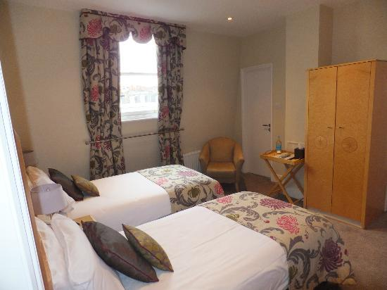 The Windermere Hotel: Room No 32
