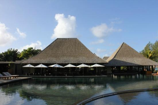 Heritage Awali Golf & Spa Resort : Le bar