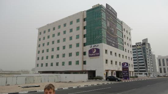 Premier Inn Dubai Silicon Oasis Hotel: Hôtel
