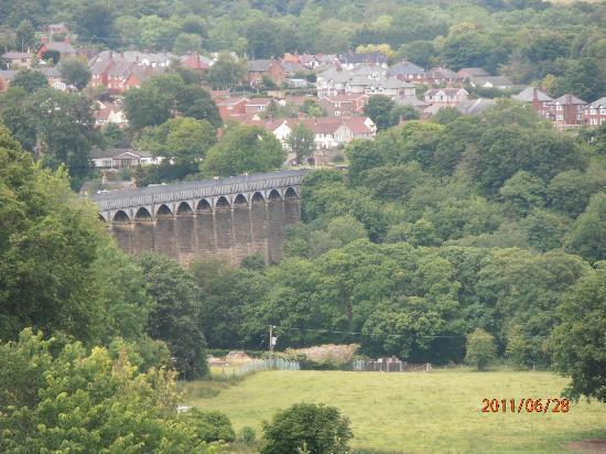 Llangollen Canal: Pontcysyltte Aqueduct