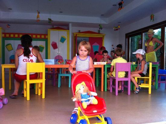 Akka Alinda Hotel: Kids Club