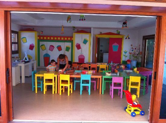 Akka Alinda Hotel: Playground