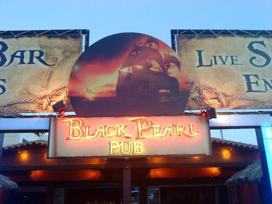 ‪Black Pearl Bar‬