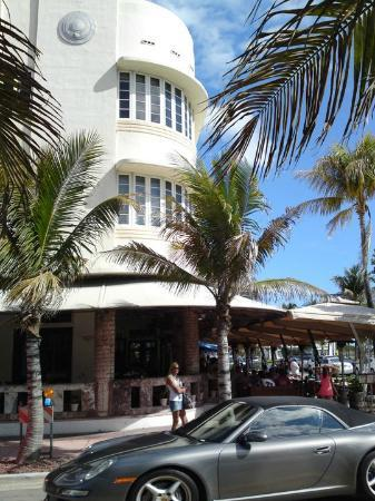 Cardozo Hotel: nice hotel