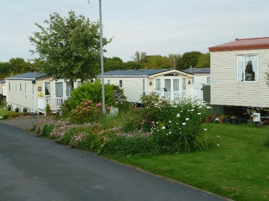 Cresswell Towers Holiday Park - Park Resorts: Caravan site
