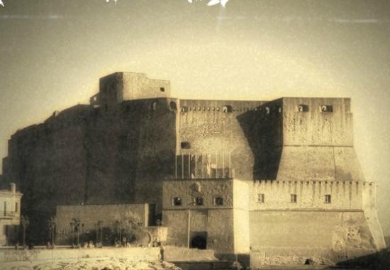 Trattoria Da Patrizia: Castel dell'Ovo