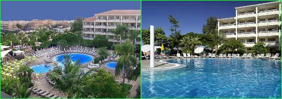 Aparthotel Parque de la Paz: Pool Area