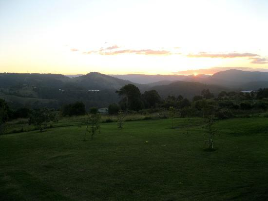 Maleny Hideaway: View