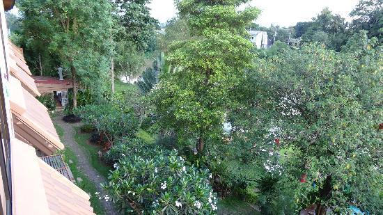 Villa San Pee-Seua: Vue depuis la chambre