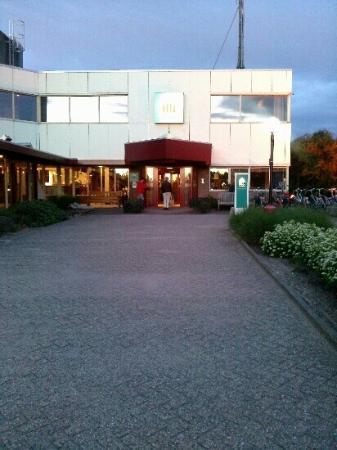 Postillion Hotel Arnhem: Entree