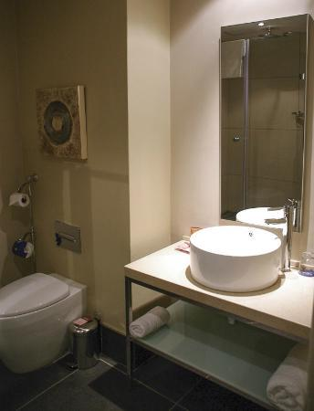 Protea Hotel by Marriott O.R. Tambo Airport Transit: Bathroom
