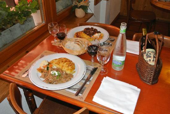 Auberge de la Reunion : Spécialités de brasserie
