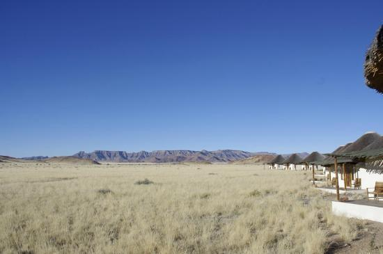 Desert Homestead Lodge: View