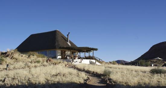 Desert Homestead Lodge: Lodge