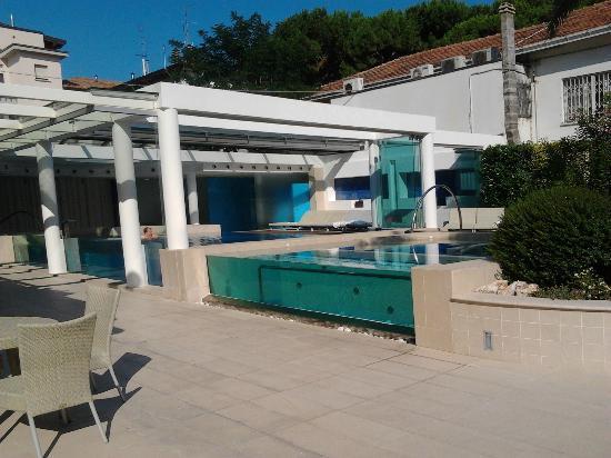 Lunariccione Hotel: Piscina