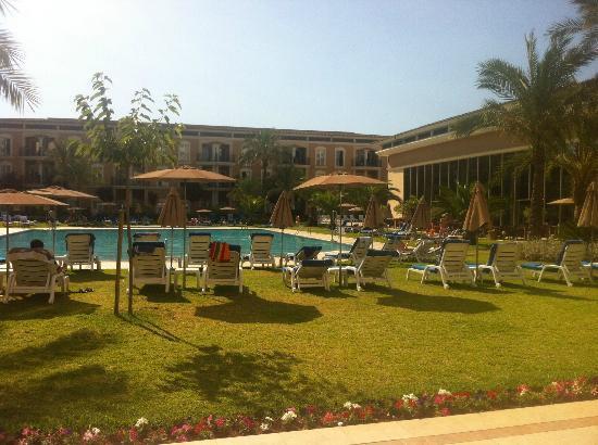 Grupotel Playa de Palma Suites & Spa: Terrace