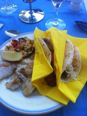 Grupotel Playa de Palma Suites & Spa: Diner