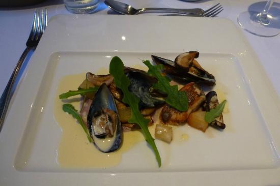 Dear Friends Garden Restaurant: My main course