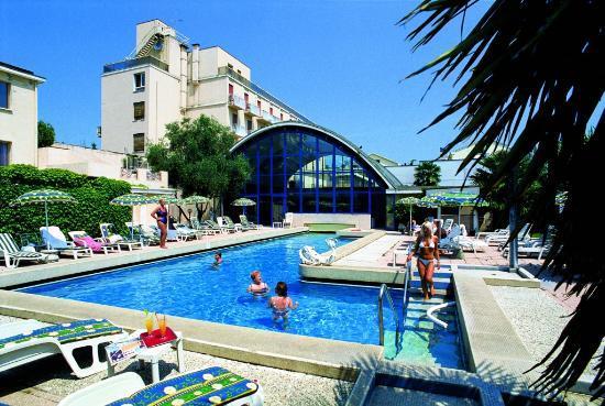 Hotel Terme Eden: piscina