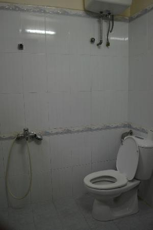 Dalat Green City Hotel: Bathroom