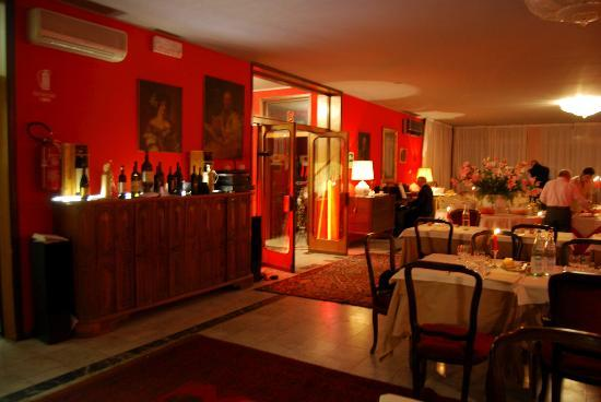 Hotel Terme Eden : ristorante