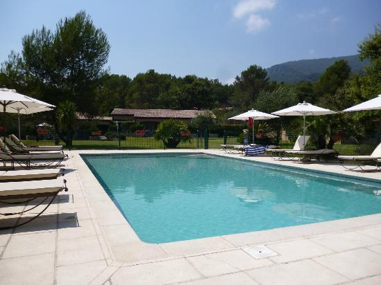 La Residence du Moulin: Pool