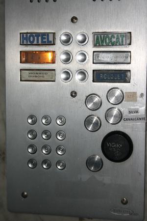 Hotel Wilson : accesso