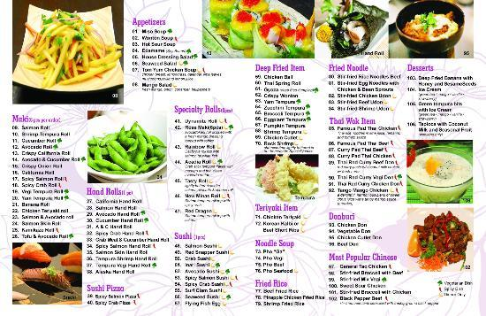 New Minas, Canadá: all you can eat menu