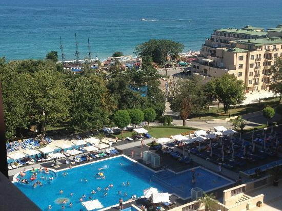 Melia Grand Hermitage: View from suite
