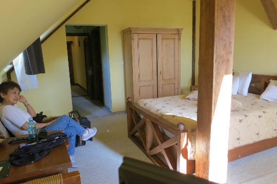 Hotel Sighisoara: hotel room